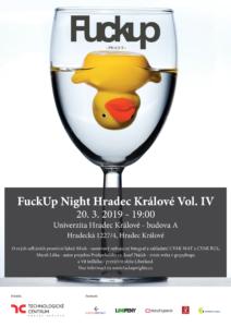 FuckUp Night Hradec Králové Vol. IV